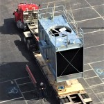 HVAC Construction - Equipment Delivery
