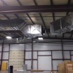 HVAC Construction - Hanging Duct.2